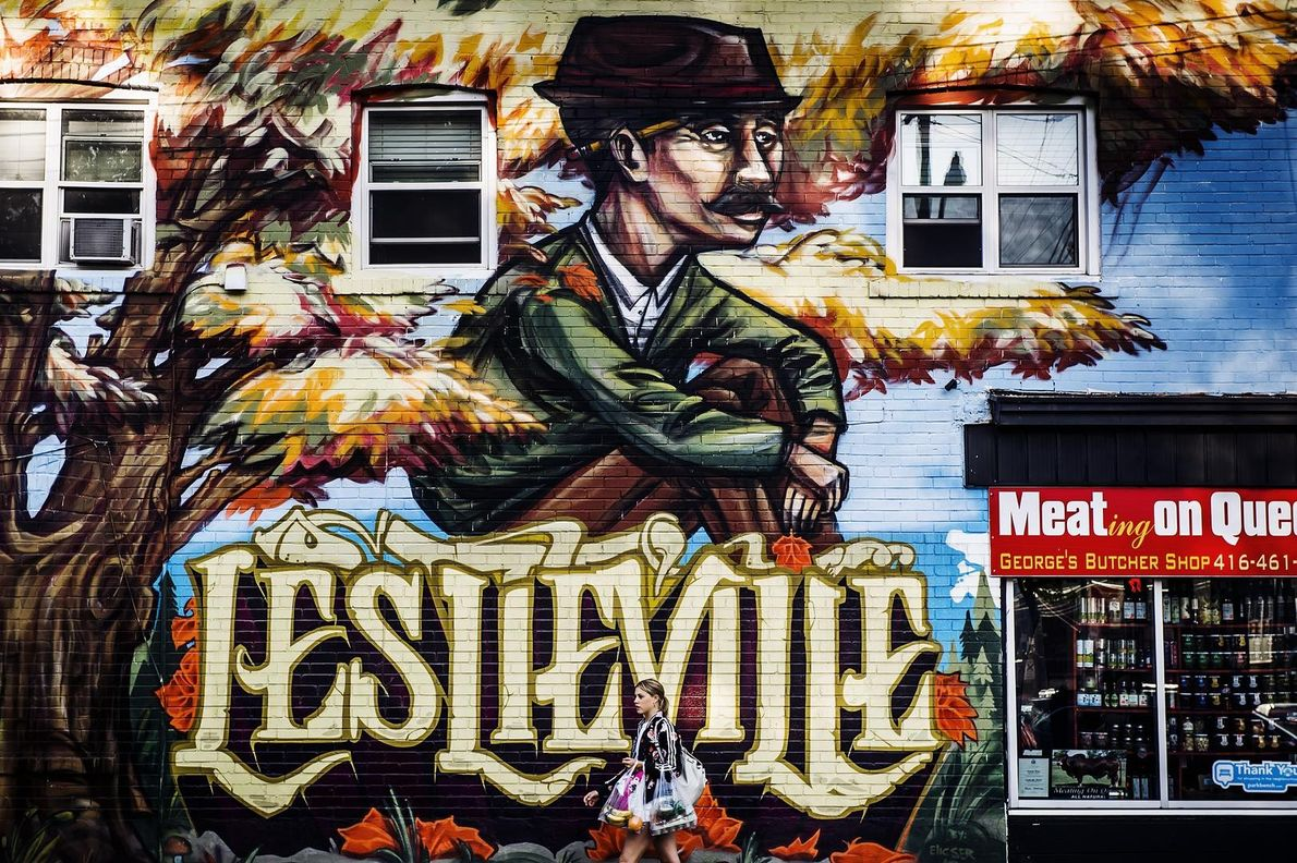 Leslieville has a vibrant restaurant scene with some of the hippest places to eat and drink.