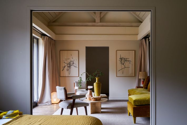 Les Sources de Cheverny is set within one of the Loire Valley's grand chateaux, and the ...