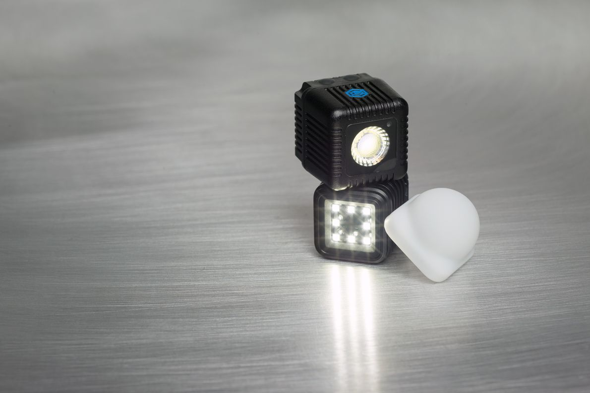 Two mobile LED lights on the market—theLitraTorch and the Lume Cube—are waterproof to at least 30 ...