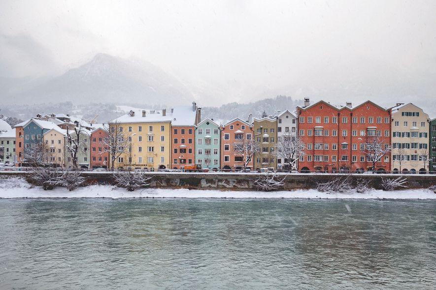 Like a local: Innsbruck