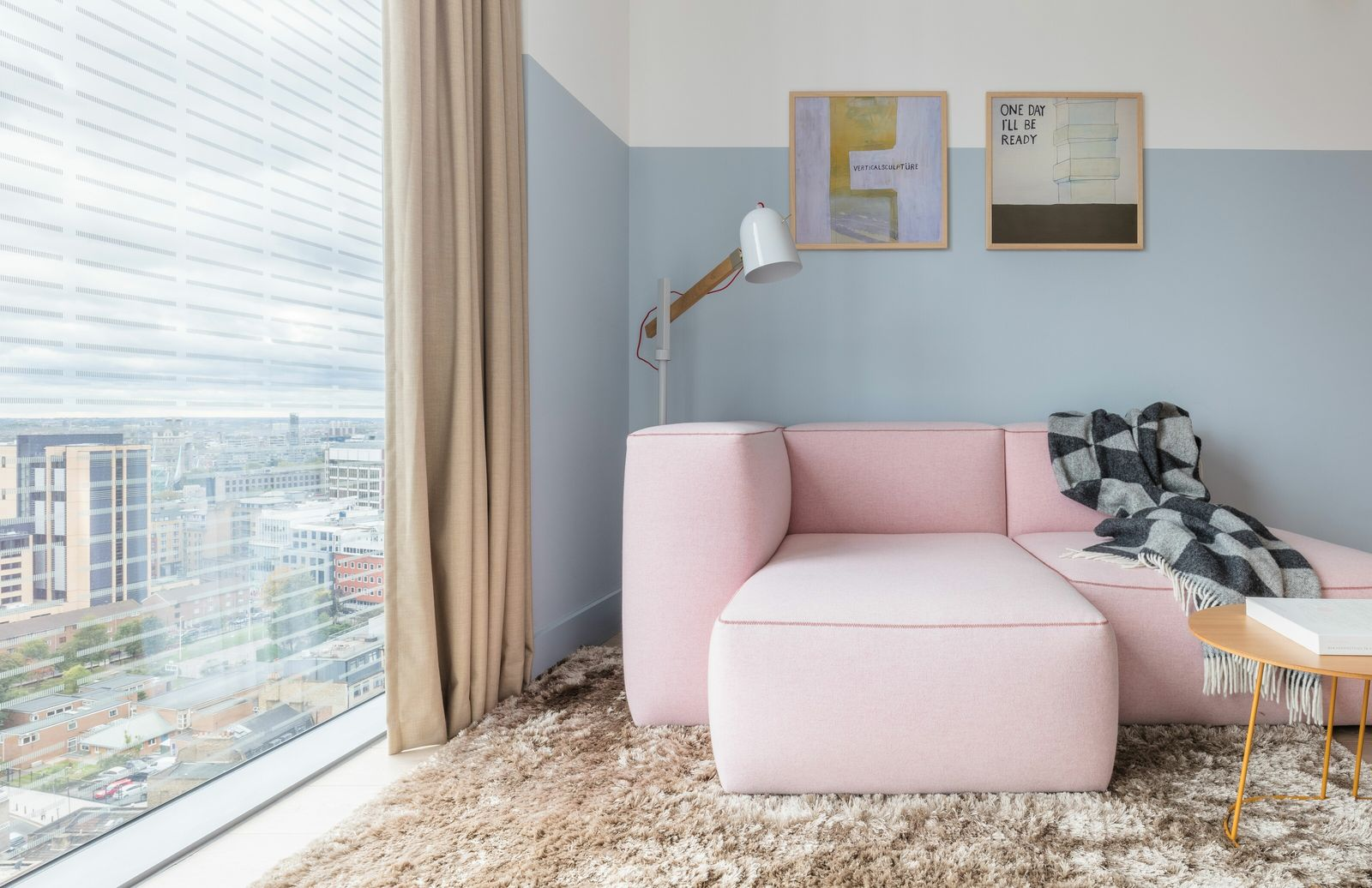 Located between the Tower of London and Brick Lane, Leman Locke offers 22 floors of pastel-coloured ...