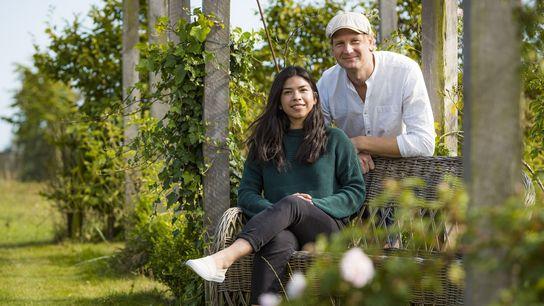 Jon and Giovanna Lindberg