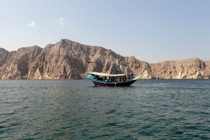 Musandam has been dubbed the 'Norway of Arabia' for its khors (rocky inlets) and dramatic mountain roads.