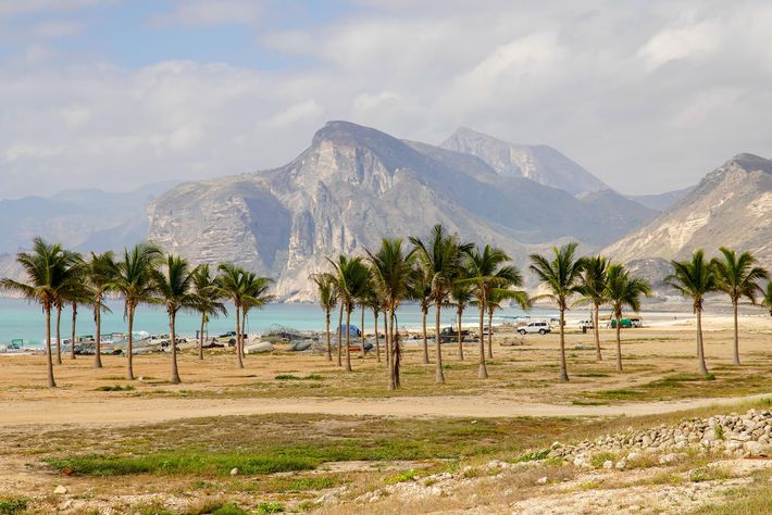 Dhofar is Oman's southernmost region, separated from the more industrial north by an enormous desert.