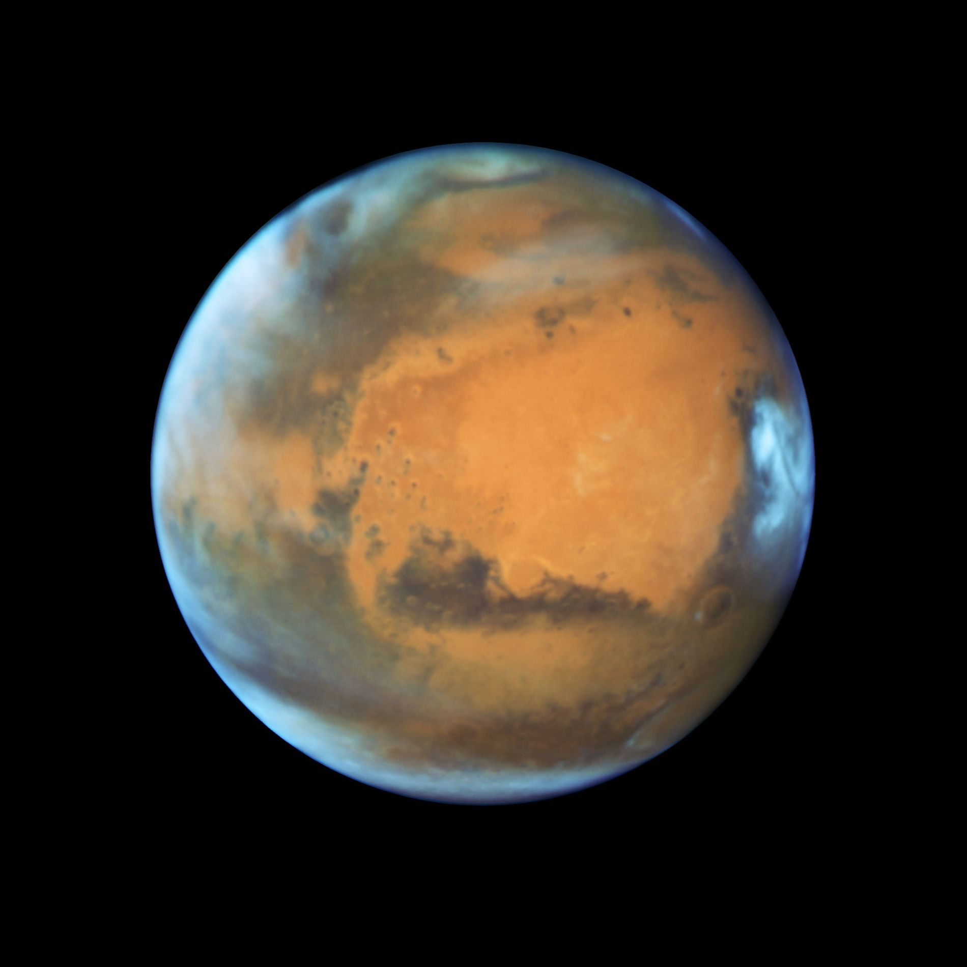 Mars Closeup