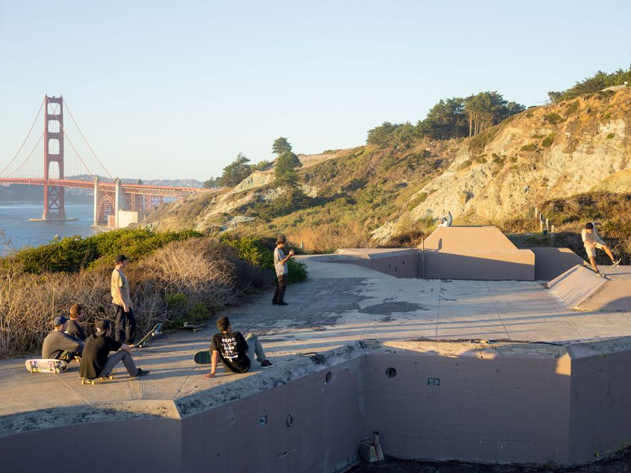 Another famous urban park is the Presidio in San Francisco, which offers gorgeous vistas and recreational ...