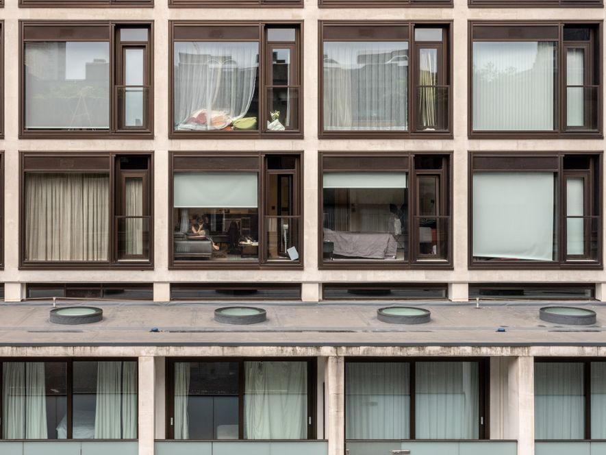London has a glut of luxury properties, and an 'average' home now costs nearly 14 times ...