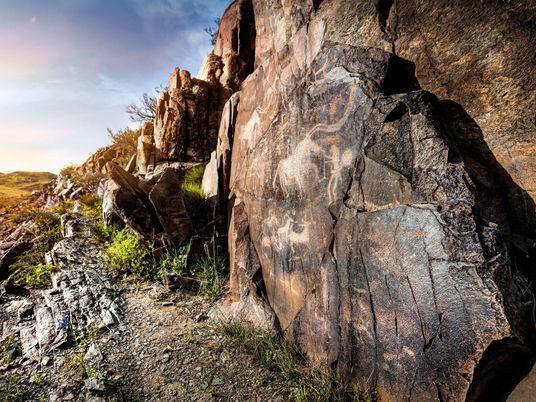 Shamans, sun gods, warriors: Thousands of Bronze Age petroglyphs mark this ancient site