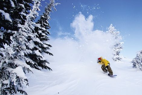 The best long-haul ski resorts