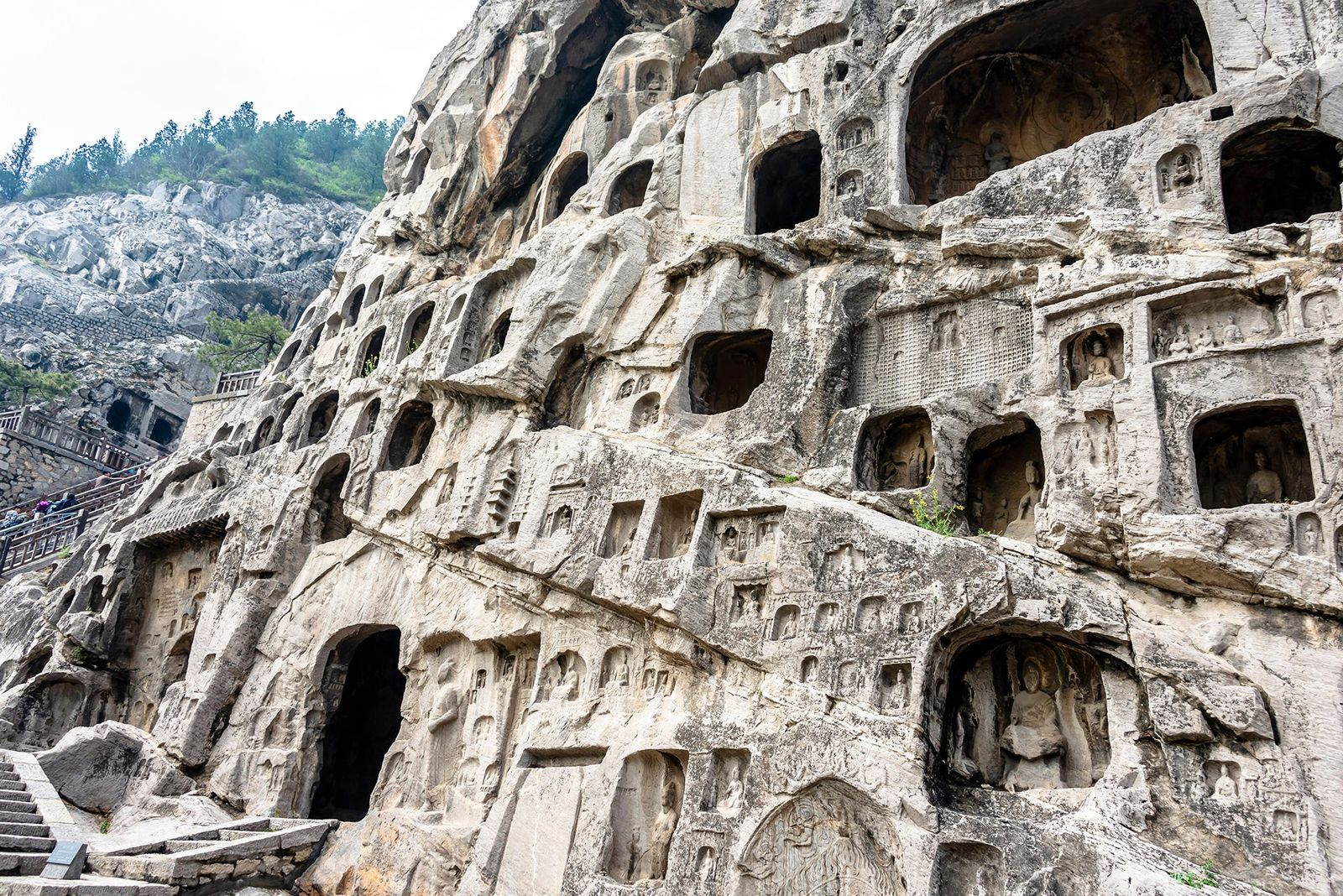 10 sacred caves around the world