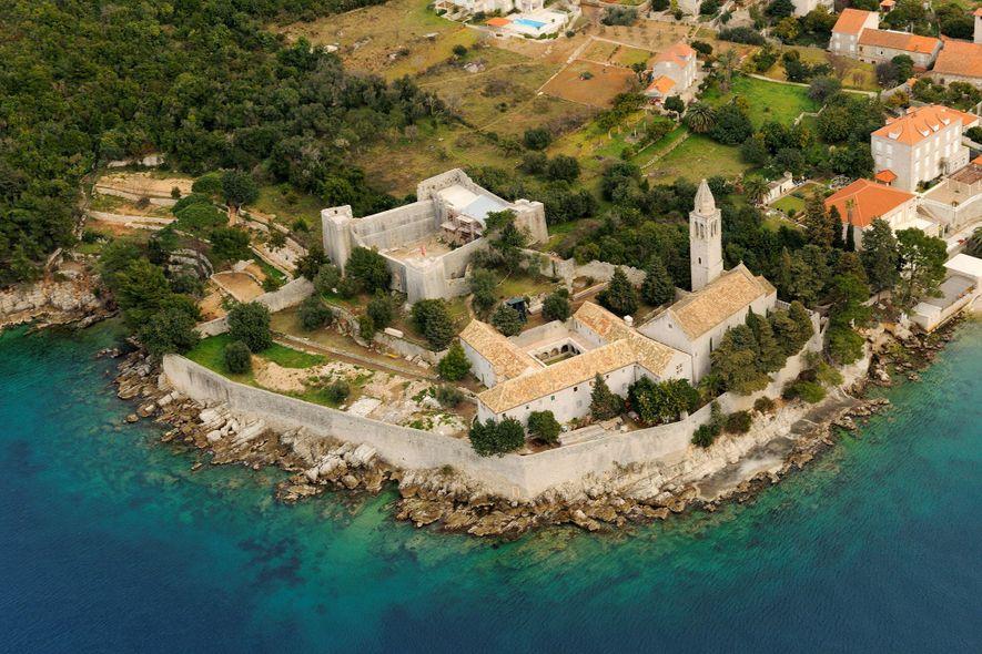 Lopud Island, Croatia