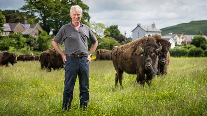 Meet the producers at the heart of Wales's sustainable food and drink scene