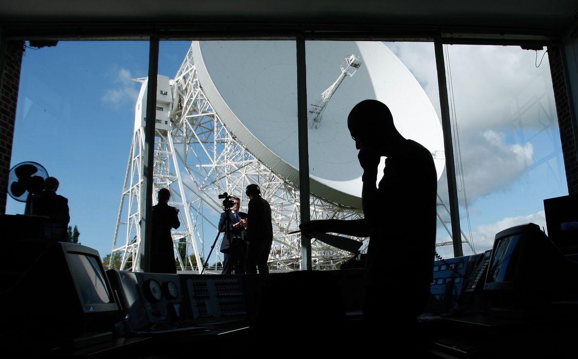 Jodrell Bank Observatory, Great Britain