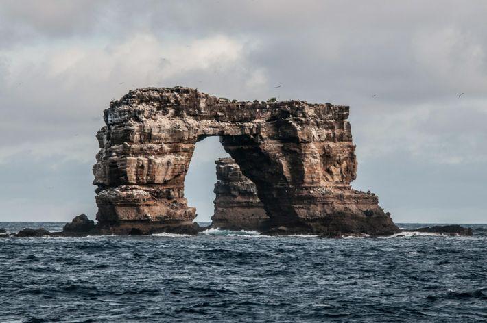 Darwin's Arch, Galápagos Islands, Ecuador
