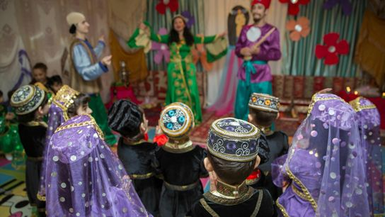 Although 'Novruz' was stifled in Azerbaijan under the Soviet regime, families continued to celebrate in secret, and ...