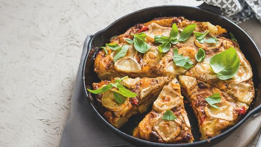 How to make the perfect Spanish tortilla