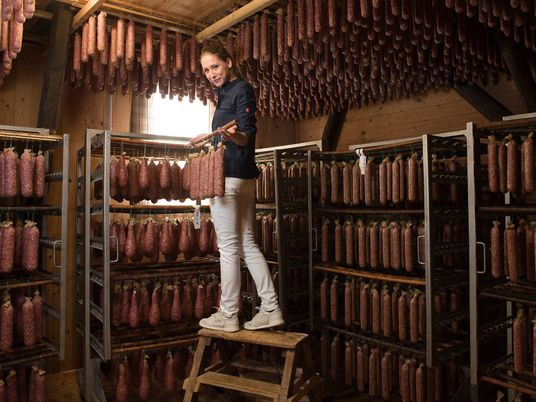 Meet the maker: Katharina Kock, the German butcher championing air-dried sausages