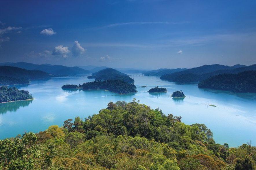 Banding Island, Lake Temenggor.