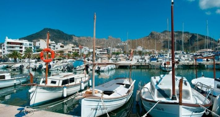 Marina Port Pollenca