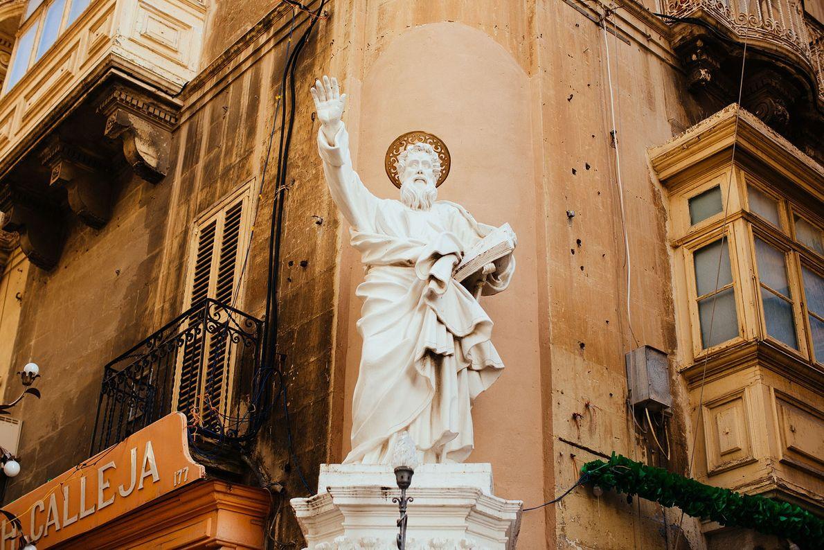 St Paul's Street, Valletta