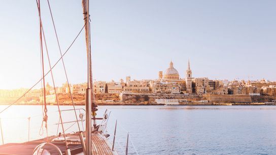 Dominated by the grand dome of St John's Co-Cathedral, Valletta makes the ideal base for a ...