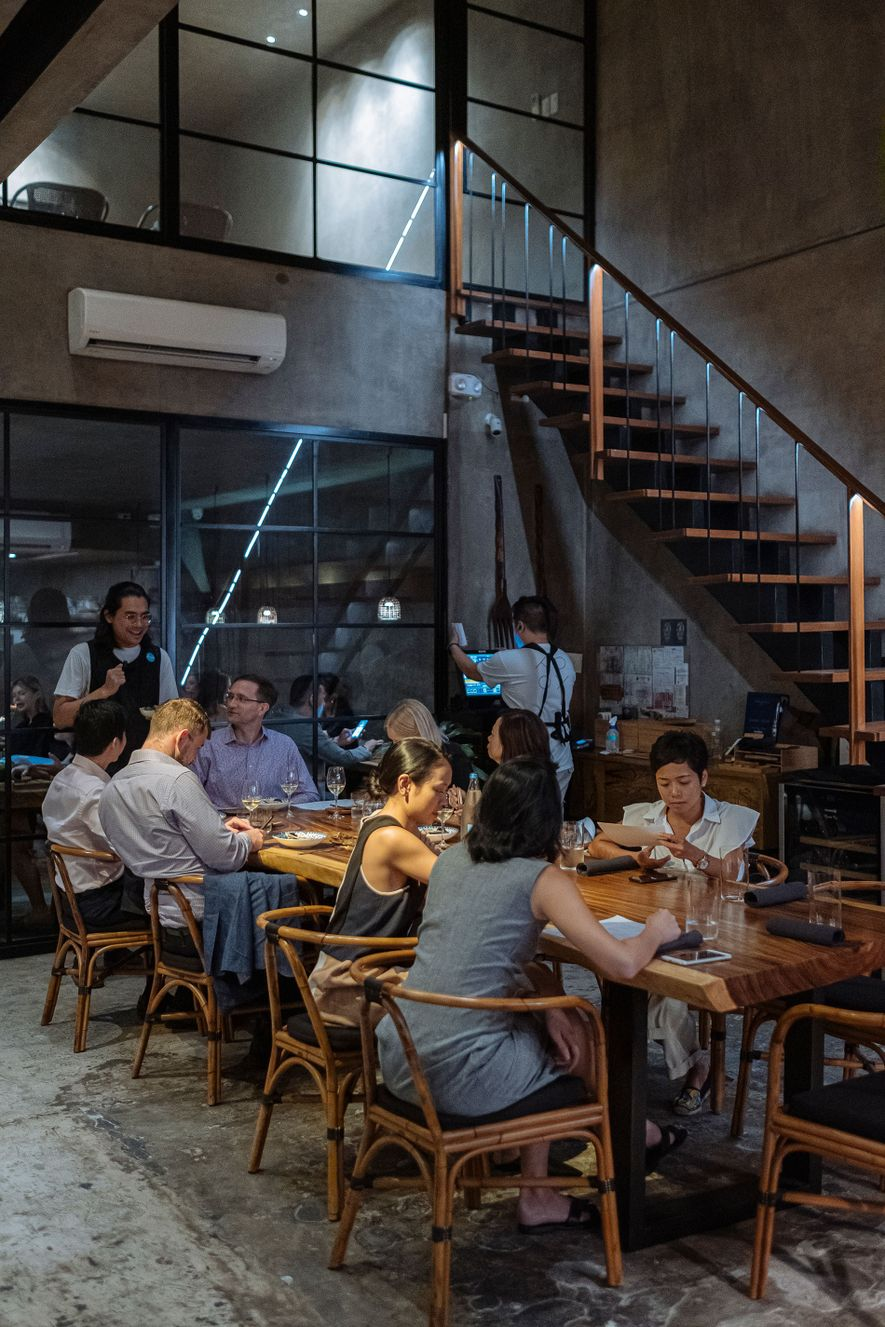 Toyo Eatery, which earlier this year was named one of Asia's 50 Best Restaurants — the ...