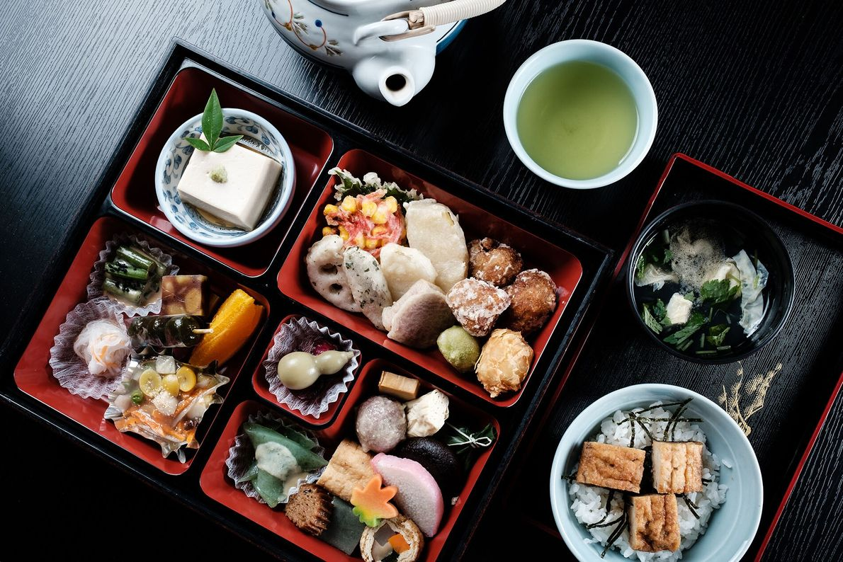 Traditions surrounding Japanese tea and how it's consumed can be traced back to Buddhist monks who ...