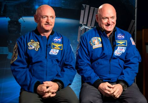 No, Scott Kelly's Year in Space Didn't Mutate His DNA