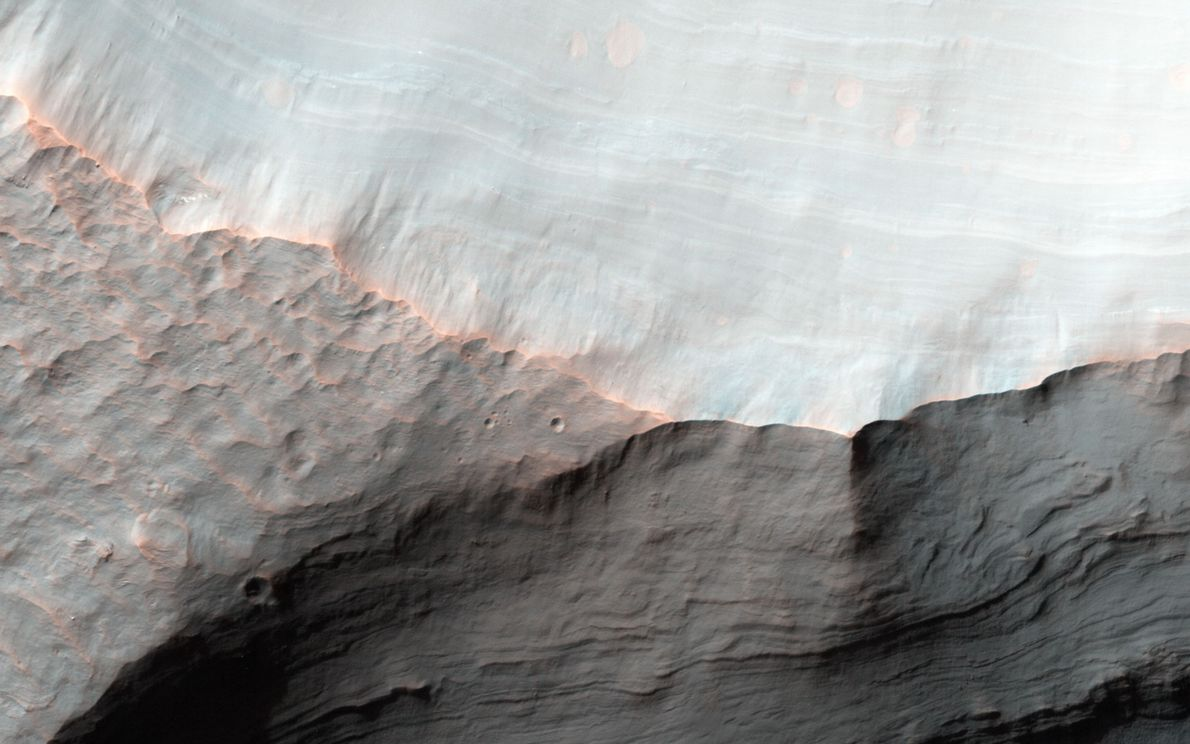 Alluvial fans are gently sloping wedges of sediments laid down by flowing water. Some of the ...