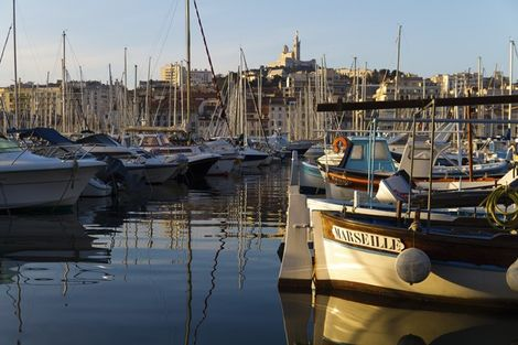 Marseille: Port of cool