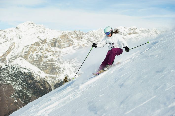 Bormio's well-maintained, tree-lined runs are best suited to strong intermediate and advanced skiers.