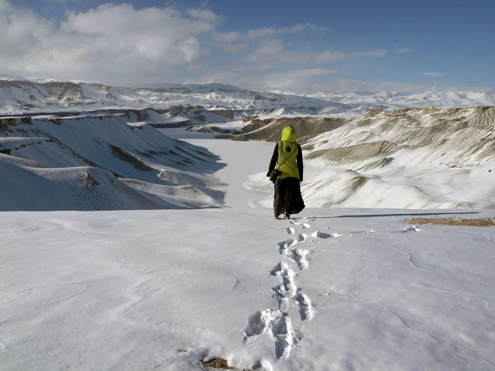 Band-e-Amir National Park