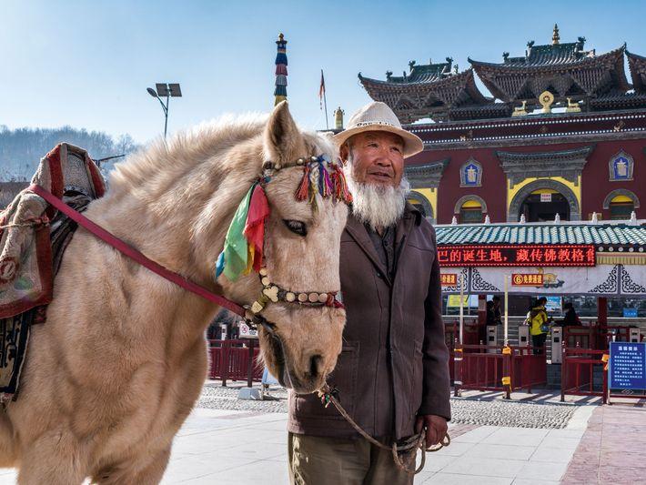 Qinghai people 2