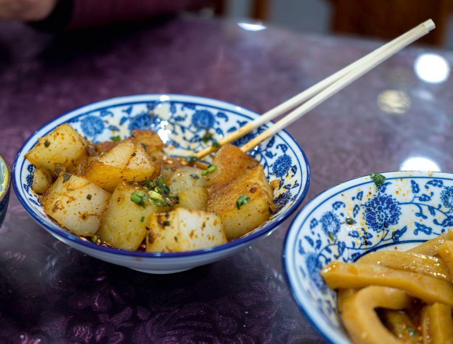 Liangfen noodles.