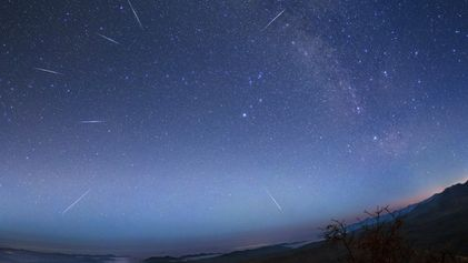Famous meteors peak, and more top stargazing events in May