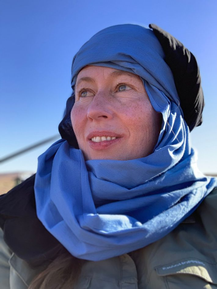Alice Morrison is the presenter of BBC Two's Morocco to Timbuktu: An Arabian Adventure, author of ...