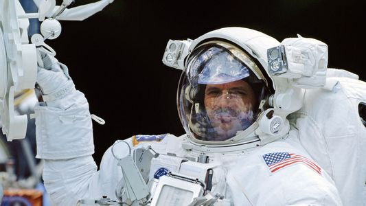Meet the adventurer: Steve Smith on space and perseverance