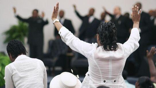 Congregation in Memphis