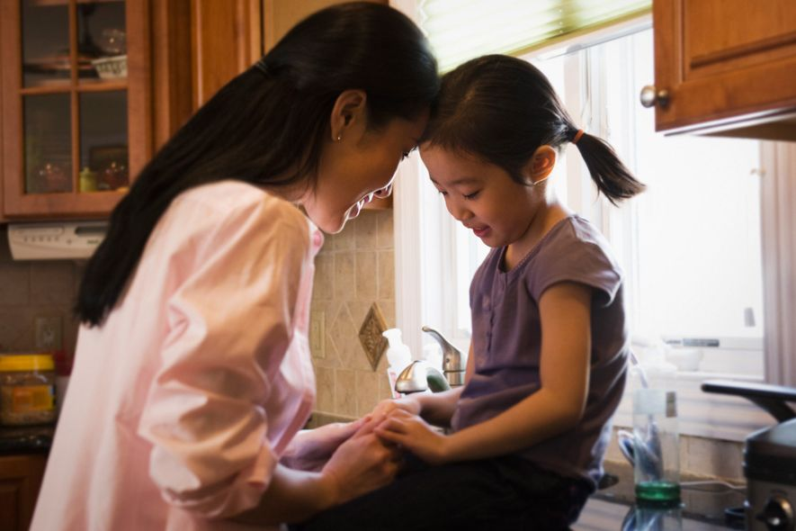 Keeping up kids' mental health during coronavirus