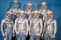 The Mercury 7 Astronauts.