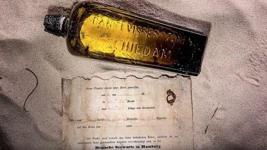 World's Oldest Message in a Bottle Found on Beach