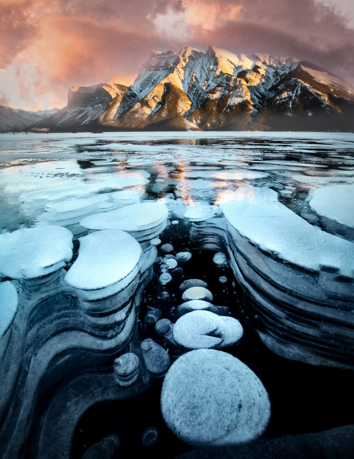 Abraham Lake, Banff National Park