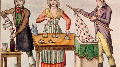 The French Revolution not only toppled a king—it also forged the metric system