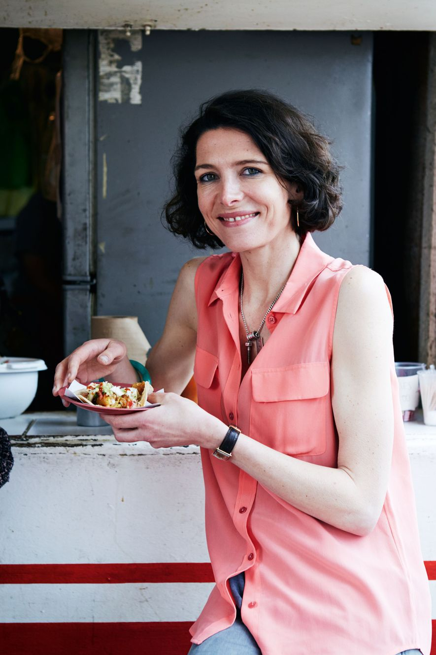 Thomasina Miers, founder of Wahaca