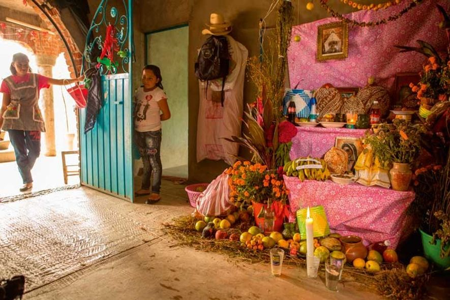 Ofrendas can often be opulent and intricate, and are tended for the three days of the ...