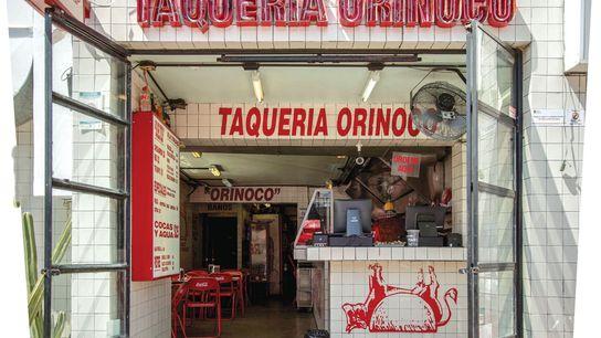 Taqueria Orinoco, Monterrey