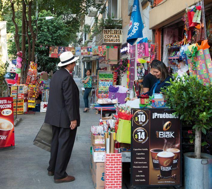 Mexico City.