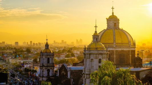 A culinary guide to Mexico City