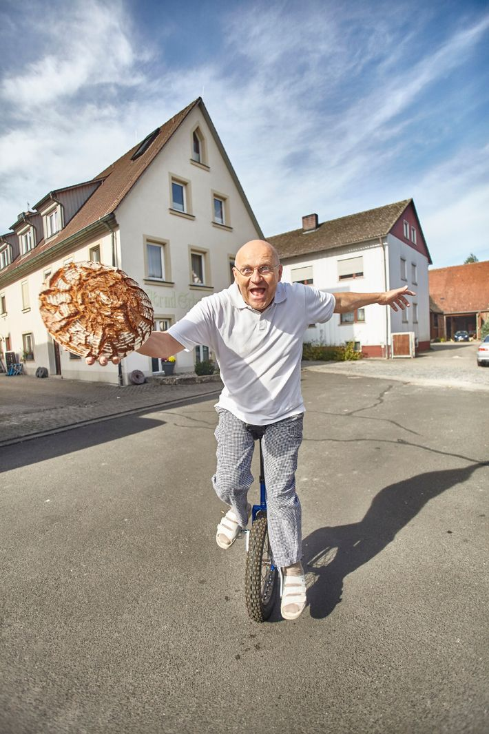 Arnd Erbel and his team at Erbel Bakery in Dachsbach describe the run up to Easter ...