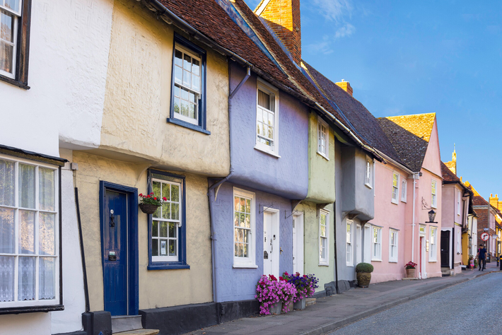 During a stretch through Essex, consider a short diversion to the delightful market town of Saffron ...